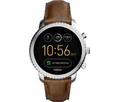 Fossil Q Explorist Smartwatch - FTW4003