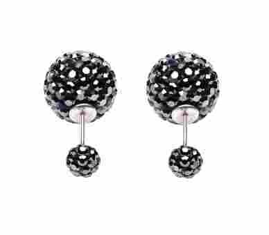 Double Dots by Karma Hematite Crystal - 11010