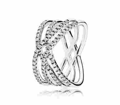 Pandora Kosmische Linien Ring - 196401CZ