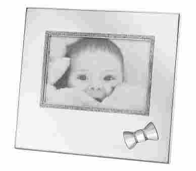 Swarovski Baby Bilderrahmen mit Schleife - 5004627