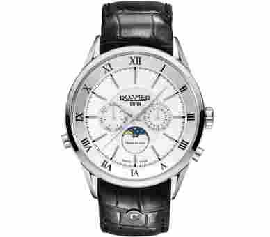 Roamer Superior Moonphase - 508821 41 13 05