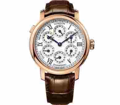Aerowatch Renaissance 7 Time Zones - A 51974 R101