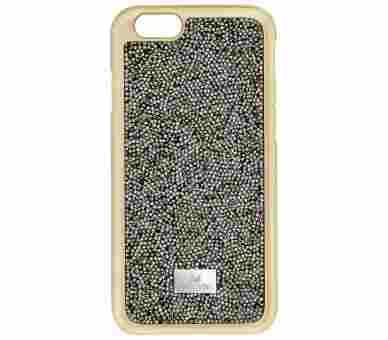 Swarovski Glam Rock Smartphone Etui iPhone® Gold