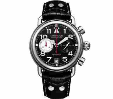 Aerowatch Hommage 1910 Chrono Flyback Limited Edition - A 72945 TI01