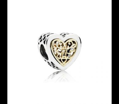 Pandora Charms/Beads Herzensornament - 791740