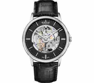 "Edox Les Bemonts ""Shade of Time"" - 85300 3NIR"