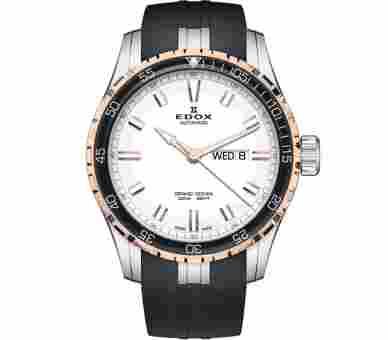 Edox Grand Ocean Automatic - 88002 357RCA AIR