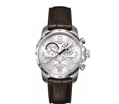 Certina DS Podium Chronograph GMT - C001.639.16.037.01