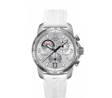 Certina DS Podium Chronograph GMT Aluminium - C001.639.97.037.00