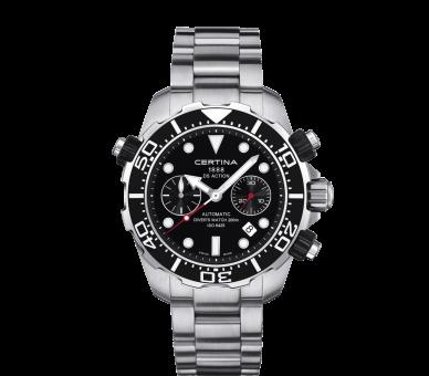 Certina DS Action Diver Chronograph Automatic - C013.427.11.051.00