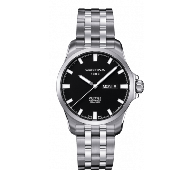 Certina DS First Day-Date Automatic - C014.407.11.051.00