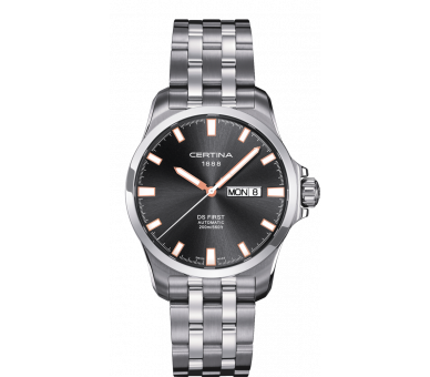 Certina DS First Day-Date Automatic - C014.407.11.081.01