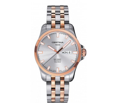 Certina DS First Day-Date Automatic - C014.407.22.031.00