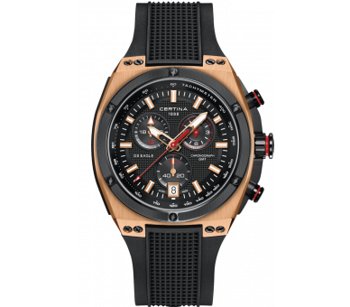 Certina DS Eagle Chronograph GMT - C023.739.37.051.00