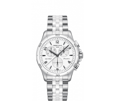 Certina DS First Lady Chronograph - C030.217.11.017.00
