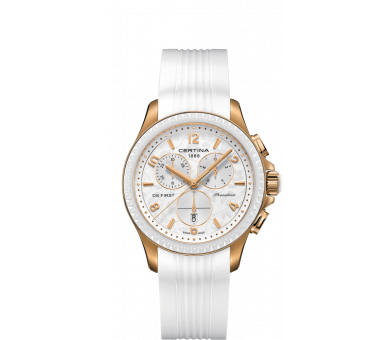 Certina DS First Lady Chronograph - C030.217.37.037.00