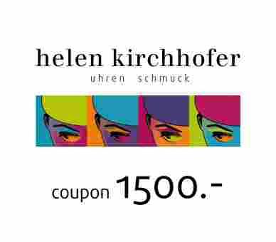 Helen Kirchhofer Gutschein 1500.-