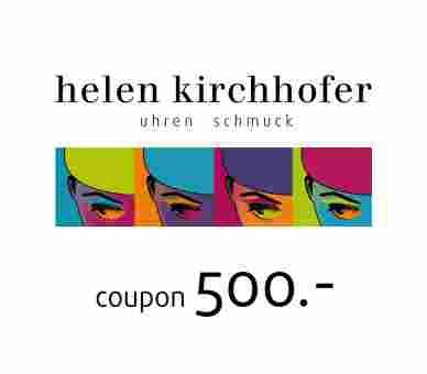 Helen Kirchhofer Gutschein 500.-