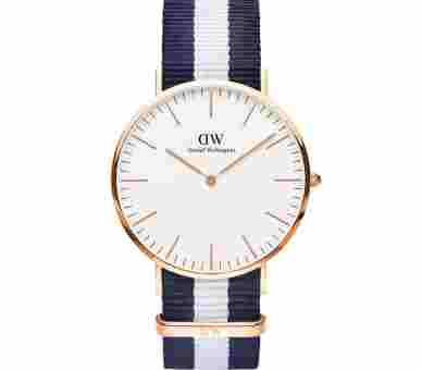 Daniel Wellington Classic Glasgow Rose Gold
