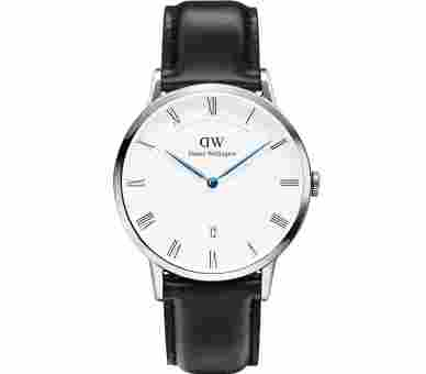Daniel Wellington Dapper Sheffield Silver
