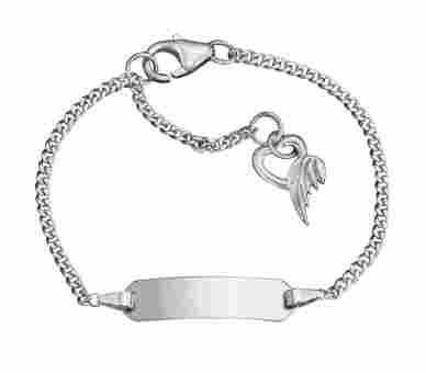 Herzengel Armband - HEB-NAME-02V