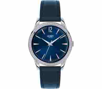 Henry London Knightsbridge 39 mm - HL39-SS-0033