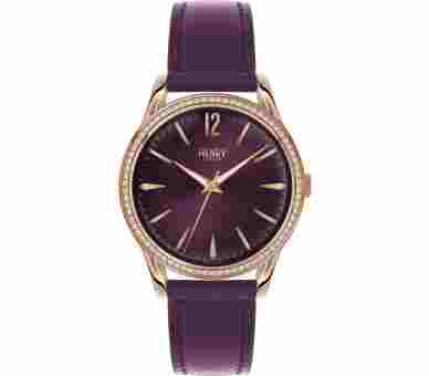 Henry London Hampstead 39 mm - HL39-SS-0084