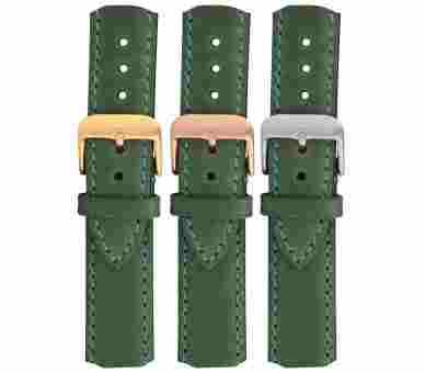 Paul Hewitt Watchstrap Leather Green