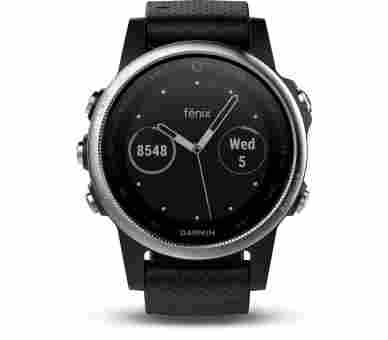 Garmin Fenix 5S Black - 010-01685-02