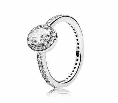 Pandora Ring Eiskristalle - 191017CZ