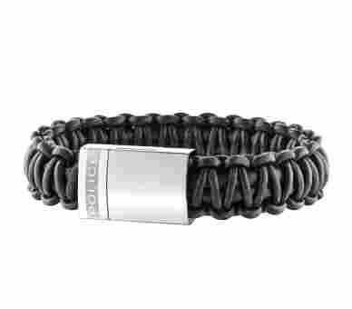 Police Roman Armband - PJ25687BLB.01