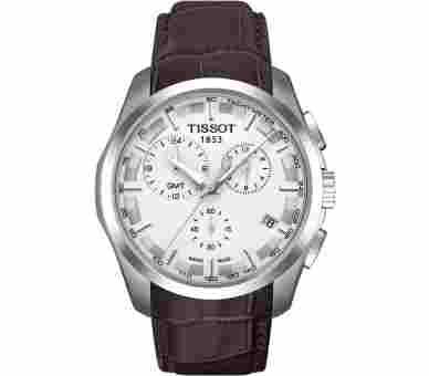 Tissot Couturier Quartz GMT - T035.439.16.031.00