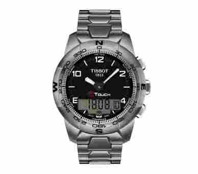 Tissot T-touch Ii Titanium Gent - T047.420.44.057.00