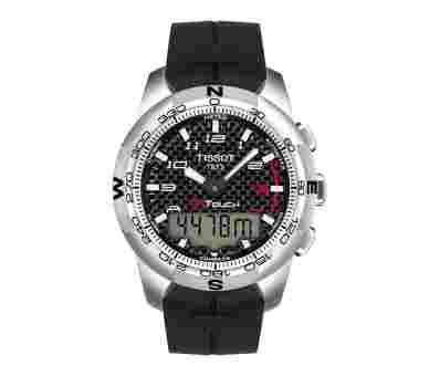 Tissot T-touch Ii Titanium Gent - T047.420.47.207.00