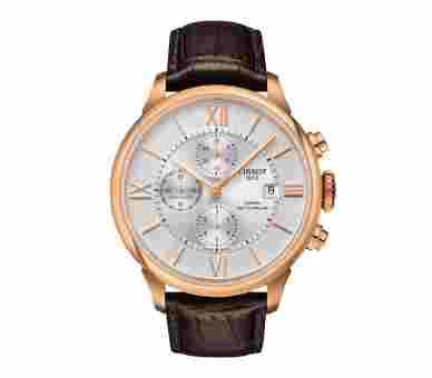 Tissot Chemin Des Tourelles Automatic Chronograph - T099.427.36.038.00