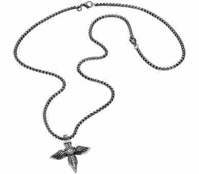 Police Wings Halskette - PJ25722PSE.01
