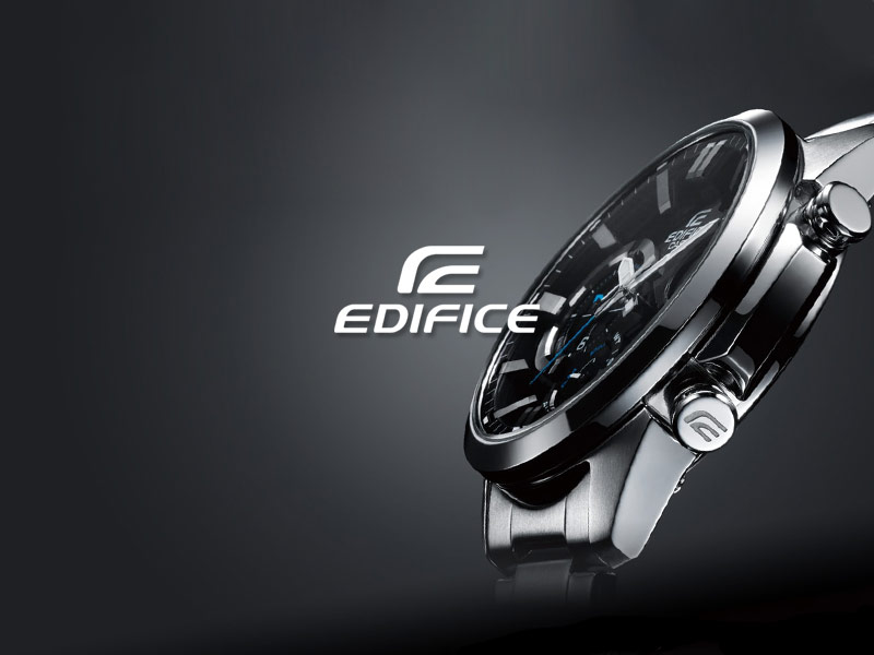 casio edifice uhren